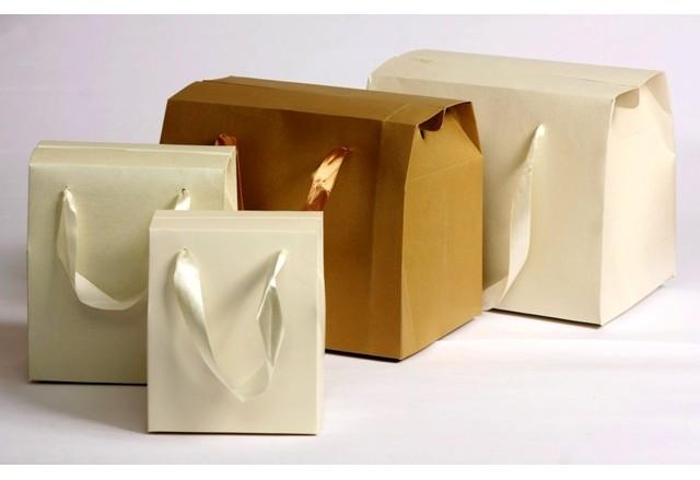 קופסא נשיאה ידיות סאטן