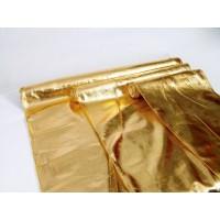 ראנר בד מבריק - זהב