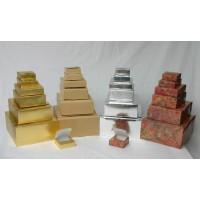 קופסאות מתנה / עוגיות / שוקולד מתקפלות