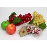 פירות ופטריות לדקורציה