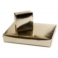 """קופסא 2 חלקים A4 מתקפלת - 22/31 ס""""מ גובה 5 ס""""מ"""
